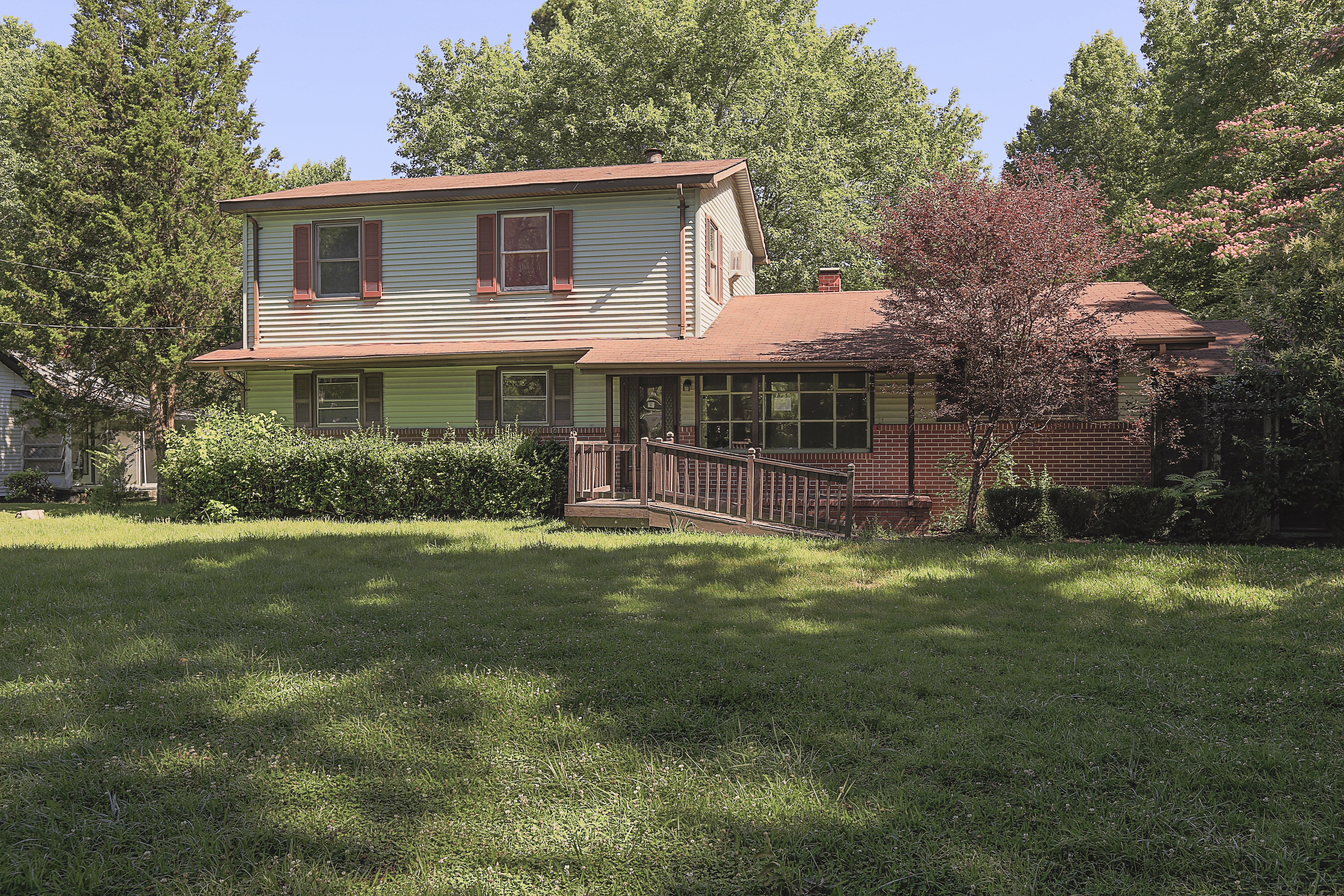 3908 Pughsville Rd | Before Renovation